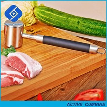 High Quality Stainless Steel Meat Hammer Chicken Poultry BBQ Tenderizer Beef Pork Mallet