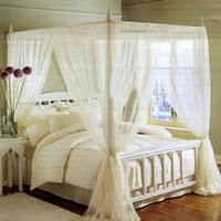 design mosquito nets for canopy beds
