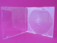 crystal 5.2mm slim CD case single