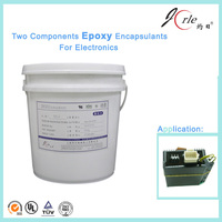 Jorle clear liquid epoxy resin for electronic component