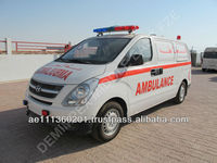 New Car Hyundai H1 Ambulance