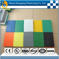 High quality engineering plastic product white hard wear plastic uhmwpe sheet / uhmwpe sliding pad sheets supplier