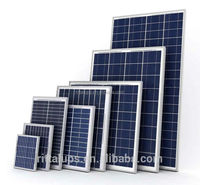 3W to 300W solar panel charge solar system keeping advance encapsulation