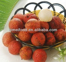 New Crop 2840g Canned Lychee in Light Syrup