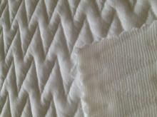 new item 95% polyester 5% spandex quilting seam jacquard fabric
