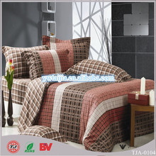 100% cotton corlourful American Cotton Bedding Sets Made In India