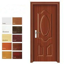 Interior/Exterior Traditional Style Custom Wood Door Design