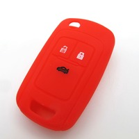 2015 fancy design gift silicone car key cover for Buick with multi-colors