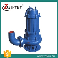 4hp pump submersible pumps with 100% copper wire vertical sump pump