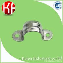 Steel galvanized electrical gi saddle