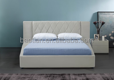 Bedroom furniture bed with vedio in sideboard buy bed for Bad sideboard