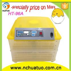 Factory Supply factory directly price cheap reptile incubators for sale double temperature and humidifier control syste