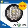4x4 car accessory machine boatTruck CE RoHS IP67 approved 12v led tractor lights heavy duty led work light 24v led truck light