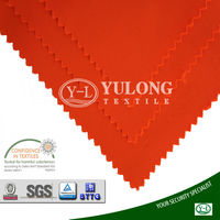 Non toxic anti arc fabric for suits for US and EN markets