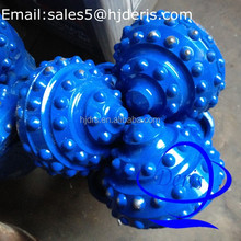 """9 5/8"""" tungsten carbide insert HJT517G tricone oil well drill bits for sale"""