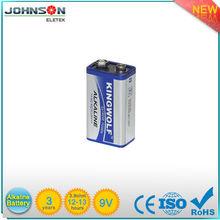 6lr61 bateria 9v alcalina
