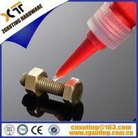 glue manufacturer Wholesale high quality all series of thread locking anaerobic adhesive 242 thread locker 400series,600series