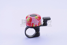 Minimum the simplest Thermal transfer bicycle bell