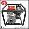 Gasoline engine water pump set