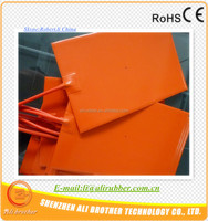 3-380v Flexible & Customized Silicone 3D Printer Heater