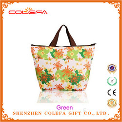 2015 fashion design Oxford Fabric cooler lunch bag insulated lunch cooler bag