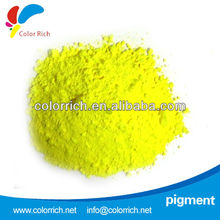 2014 hot sale high quality Pigment Yellow 62(organic pigment yellow) used for plastic