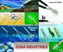 Fly Fishing Tools & Fly Tying Tools From ZONA PAKISTAN
