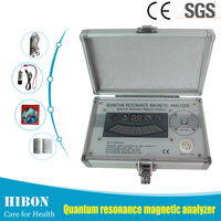 2015 Hot 46 Reports Portable Quantum Resonance Magnetic Body Health Analyzer