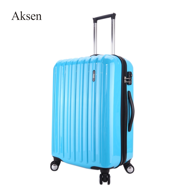 2015 Best hot sale various color trolley luggage bag