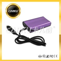 2015 New Carku fast charging portable power bank in the world Hi-speed car charging power bank 6000mAh 5 minutes for Iphone5