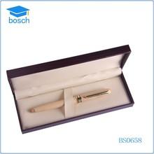 Unique design wood pen in alibaba usa wooden pen box set