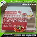 icd bolsillos delicioso pastel de frutas de cajas al por mayor