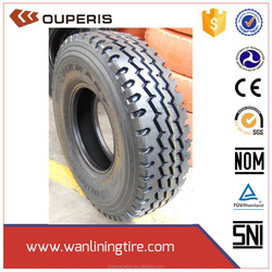 2015 Made in china hot new annaite brand truck tyres with BIS