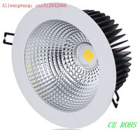 2015 led pop light LED downlight COB led ceiling light 2.5 inch 7W 9W 12W shenzhen led manufacture