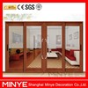 China Professional Manufactory Interior sliding door Aluminum Profile Tempered/Frosted Glass Door China Supplier
