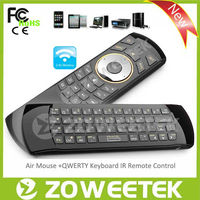 Rii i25 Types of Computer Keyboard Air Mouse with IR Remote Control