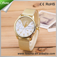 China Supplier 2 Color New Ladies Fancy Wrist Watches Women Luxury