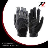 Customized new design ladies golf gloves
