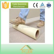 blue film video adhesive carpet protective film for Aluminum Profile , New Hot Blue Film