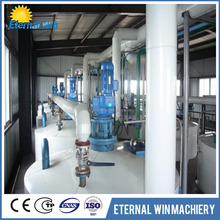 9000 Ton per day crude / waste oil refinery for national standard diesel