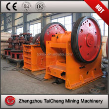 The high quality jaw crusher for nickel ore exporting to many countries