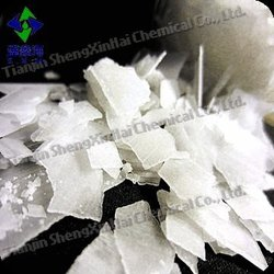 Industrial Grade Caustic Soda Flakes
