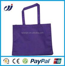 Custom printed travel luxurious non woven bag