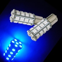 1156 1157 S25 Bau15s Ba15s 5050 30SMD Brake Tail Signal Turn Light For Car Auto Motorcycle Bulbs BLUE