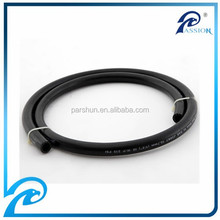 Printing words on the hose as request fiber braid reinforcement oil resistant hose 25mm made in China