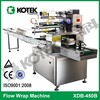 Bread Factory Pillow Pack Wrap Equipment Horizontal Flow Mammoul Wrapper Packaging Bakery Wrapping Machine