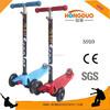 detachable mini aluminum pole kids mini scooter for sale