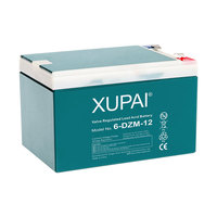 Lead Acid Batteries For Electric Bike/Electric Scooter/Deep Cycle Battery 12 Volt 6-DZM-12