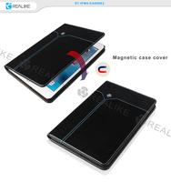 Luxury carbon fiber flip cover case for ipad mini 4 tablet, for ipad mini carbon fiber case