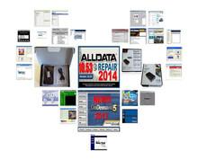 2014 Auto Repair Software Alldata 10.53+Mitchell 2013+Mitchell On Demand+Vivid+NYO+immo+ECU+ECM+Tachosoft+OTOCHECK 21 in 1 1 HDD